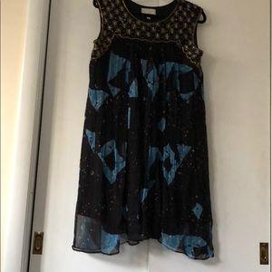 Beaded Moulinette Soeurs dress